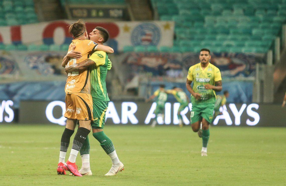 Copa Sudamericana | Con el VAR como protagonista, Defensa y Justicia consiguió un triunfazo ante Bahía