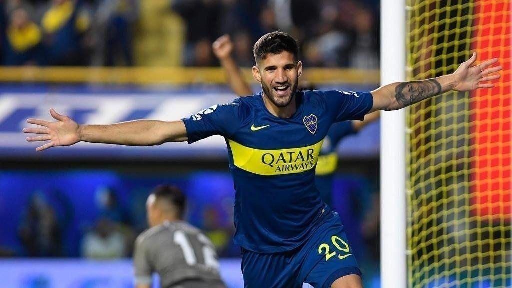Lisandro López no quedó conforme con el rendimiento de Boca