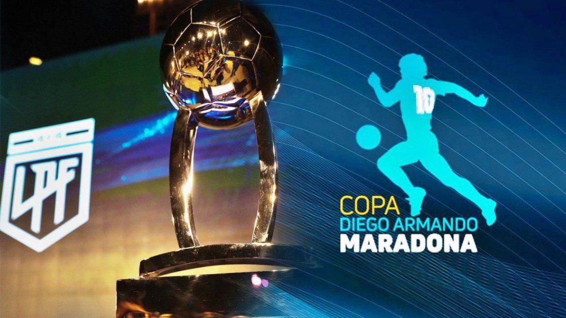 La Copa Diego Maradona ya tiene definido su nuevo sistema de disputa.