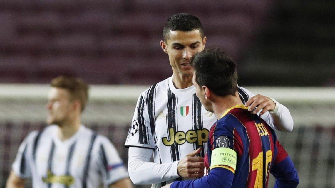 La provocadora publicación de la hermana de Cristiano Ronaldo sobre Messi