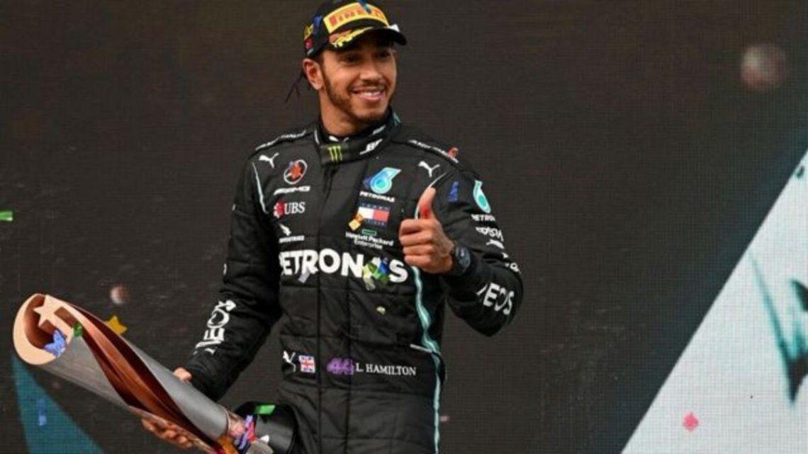 Lewis Hamilton vuelve a la Fórmmula 1 en Abu Dhabi