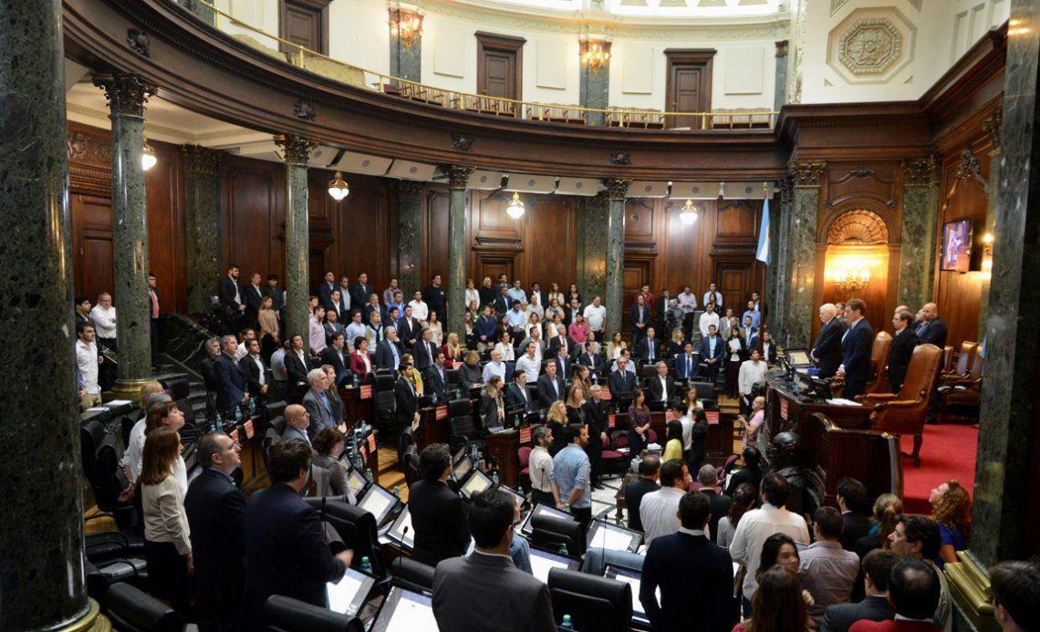 Legislatura: se aprobó el Presupuesto 2021.