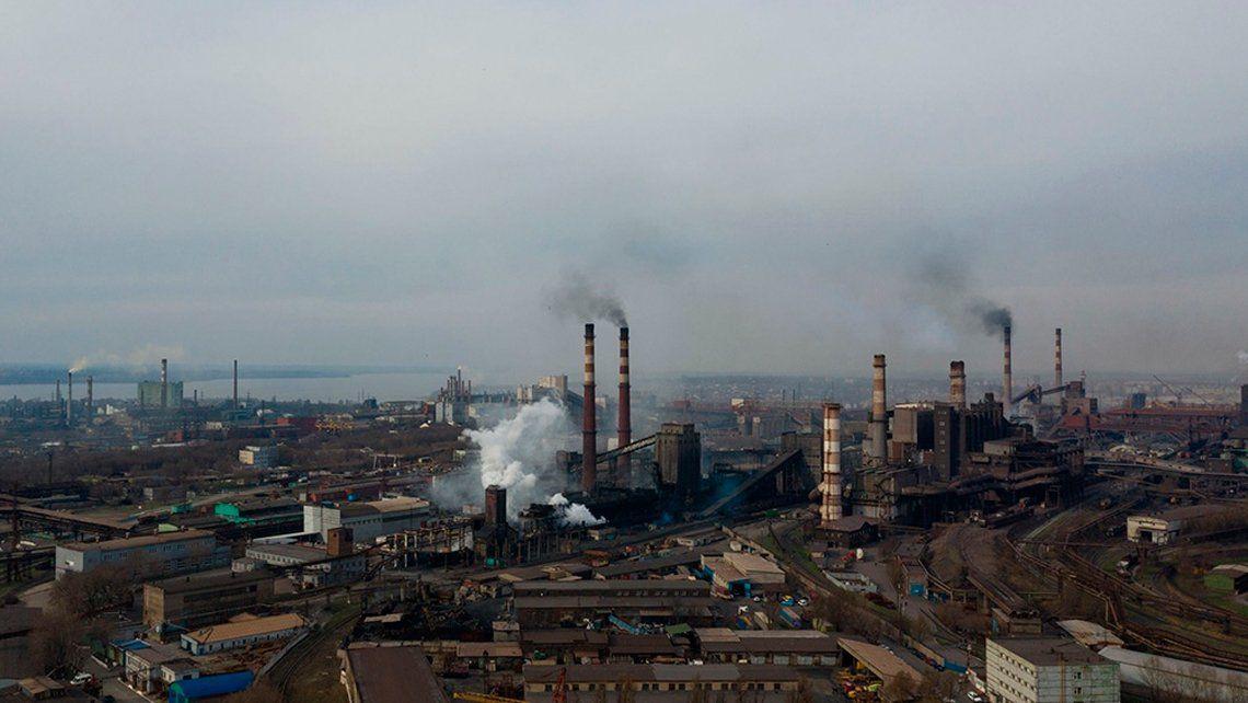 Coronavirus: caída récord de la emisión de CO2 de origen fósil por las cuarentenas