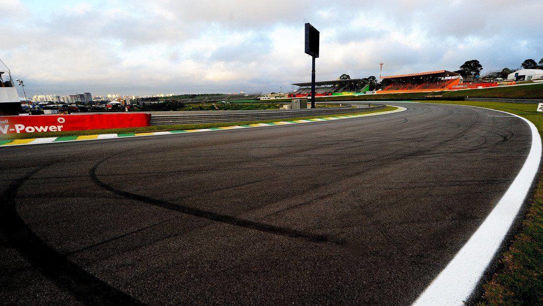 Ocurrió en circuito de Fórmula 1