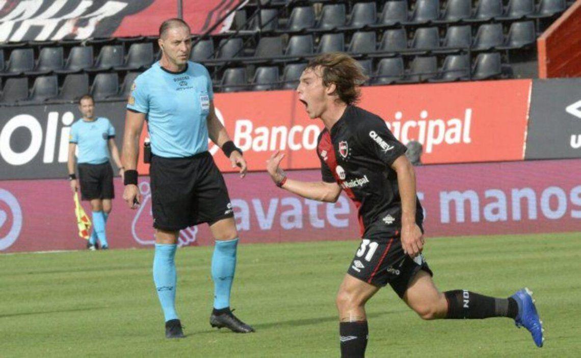 Newells derrotó 1-0 a Estudiantes por la zona complementación B.
