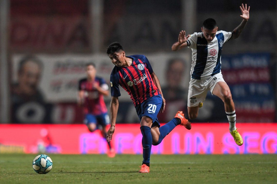 Copa Diego Armando Maradona   Talleres superó a San Lorenzo en el Nuevo Gasómetro