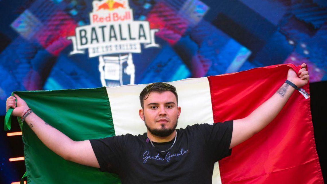 Rapder se quedó con la Red Bull Batalla de los Gallos