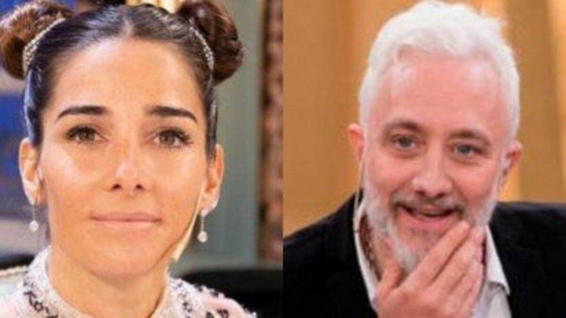 La pelea por el rating entre Juana Viale y Andy Kusnetzoff