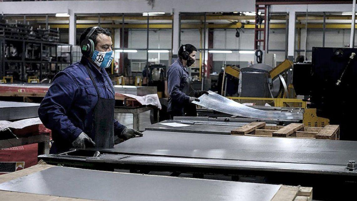 El empleo privado registrado creció 0