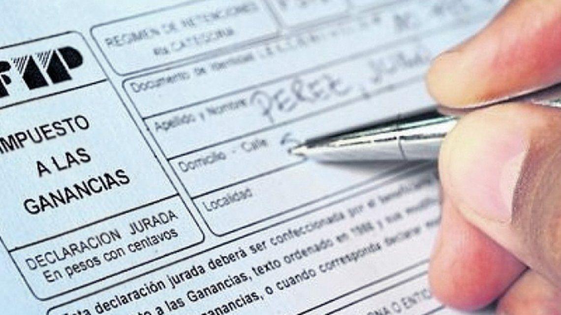 El mínimo no imponible (MNI) para el pago del Impuesto a las Ganancias subirá 35