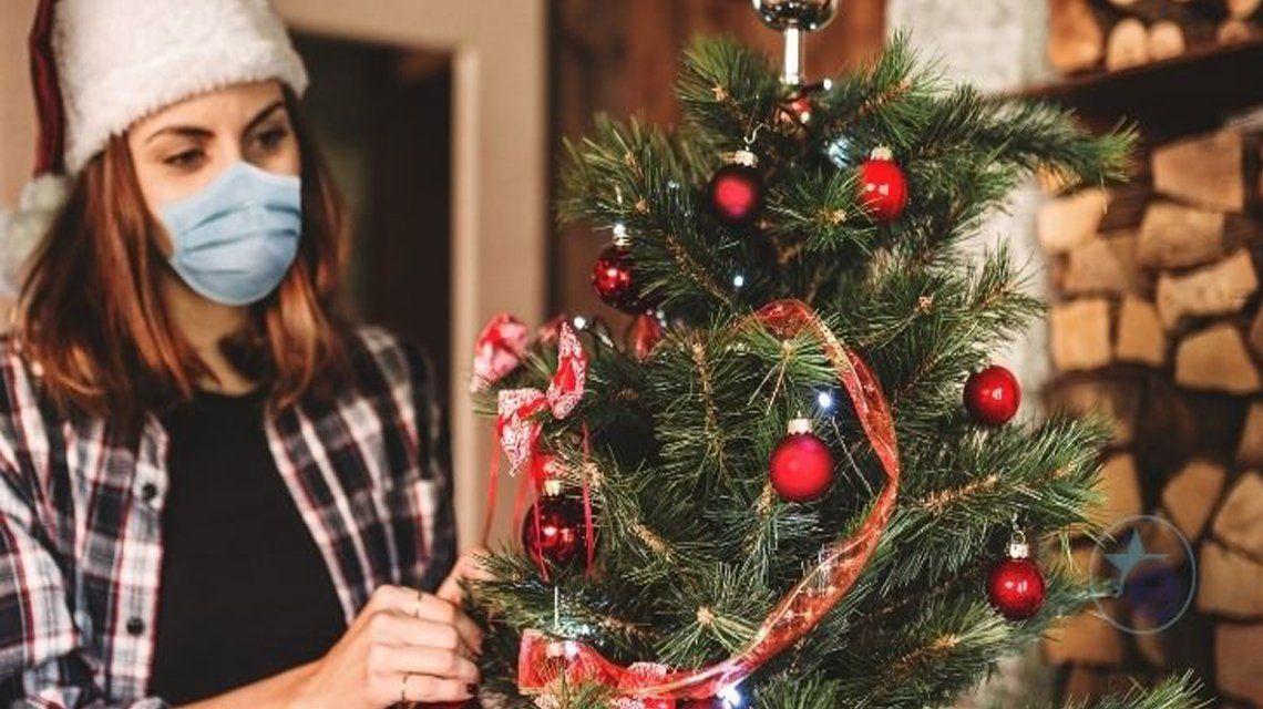 Navidad: Distanciamiento y recomendaciones para las fiestas.