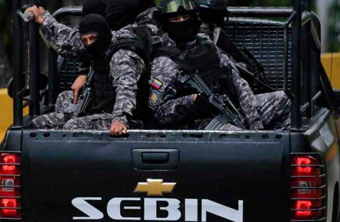 Venezuela: las fuerzas de seguridad