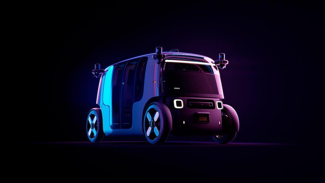 Amazon presenta el primer robotaxi autónomo