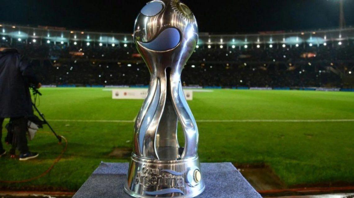 Copa Argentina: Dos partidos confirmados para la vuelta.