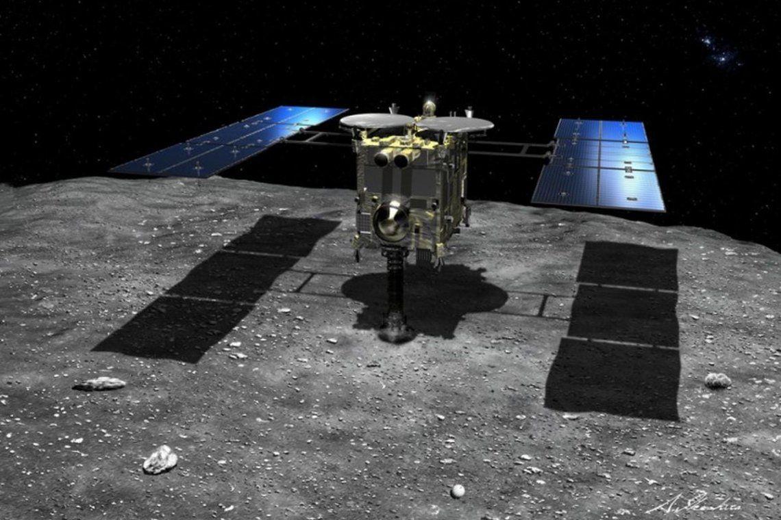 Sonda de Japón que viajó a un asteroide ya está de regreso: mirá lo que trajo