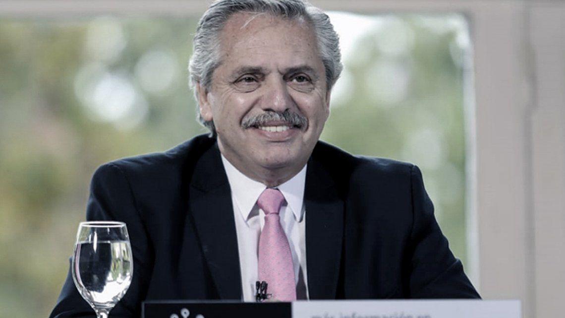 Alberto Fernández pondrá en marcha el Gabinete Federal.