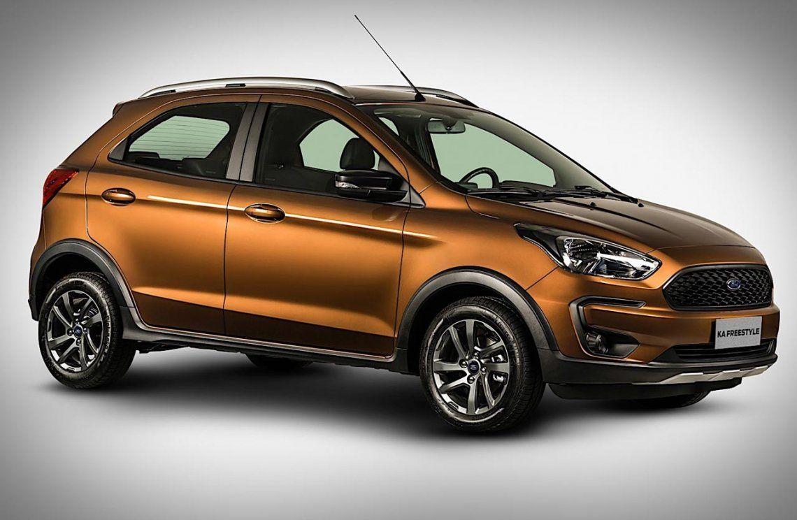 El Ford Ka fue aplazado en seguridad por LatinNCAP