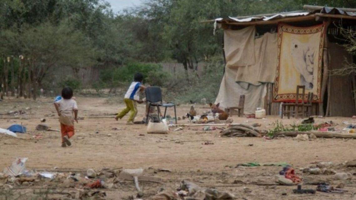 La comunidad wichi vive en condiciones dramáticas en Salta