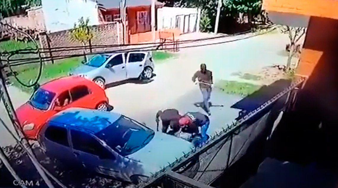 Moreno: falsos policías asaltaron a una mujer y sus tres hijas