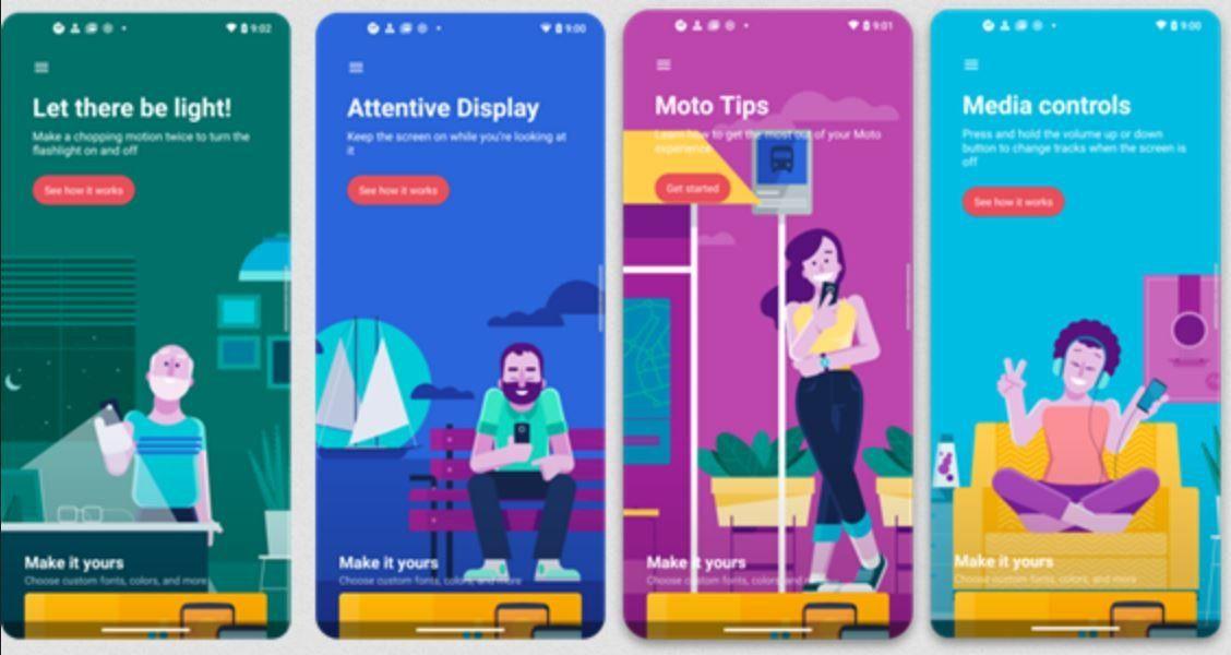 Motorola actualiza su App Moto