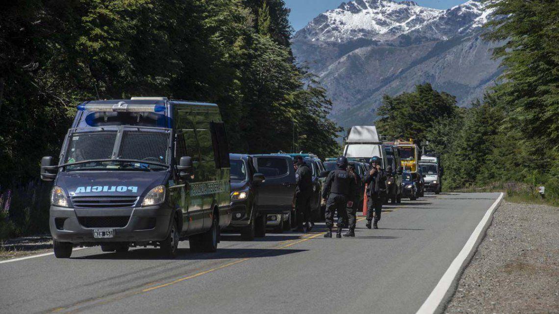 El operativo fue realizado por la Policía Federal Argentina