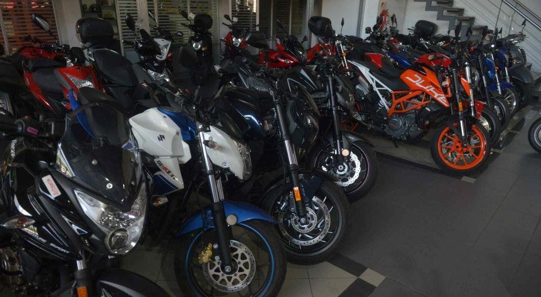 Banco Nación: créditos para la compra de motos.
