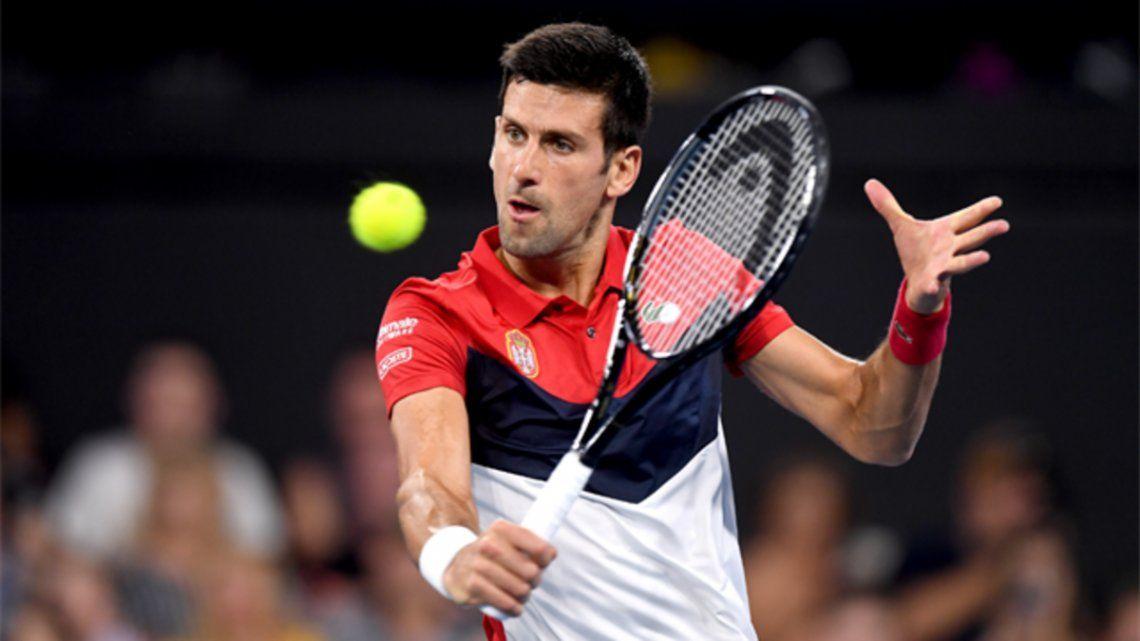 La ATP anunció que el Abierto de Australia comenzará el 8 de febrero.