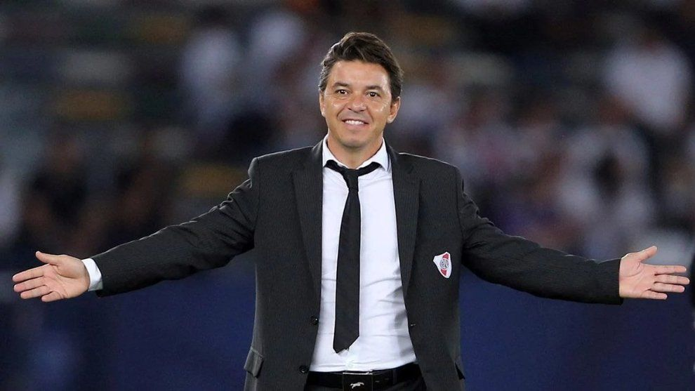 Marcelo Gallardo logró su quinta semifinal en seis Libertadores disputadas.