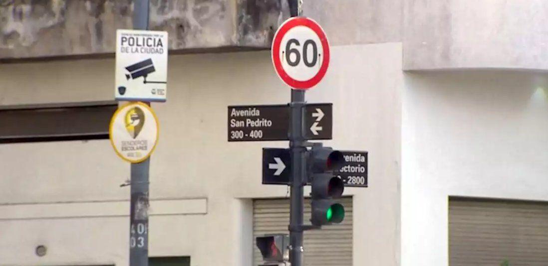 El accidente fatal ocurrió en la intersección de las avenidas Directorio y San Pedrito