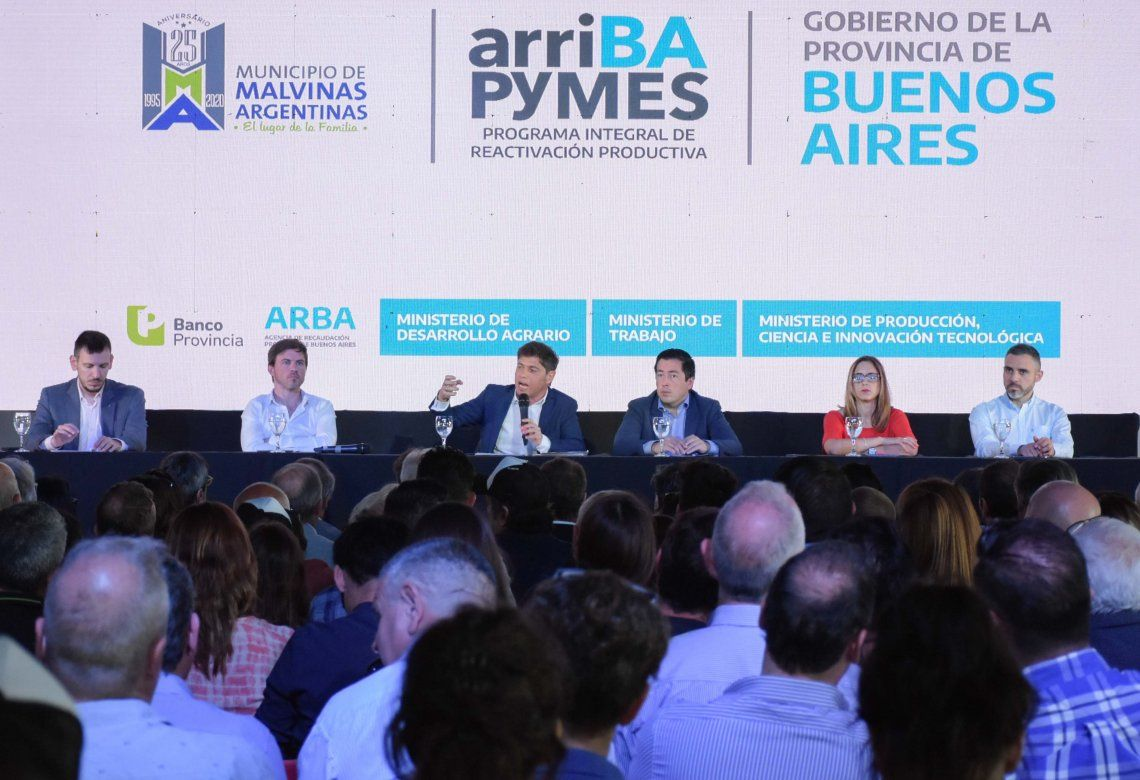 ARBA: Primer año de gestión junto al gobernador Axel Kicillof