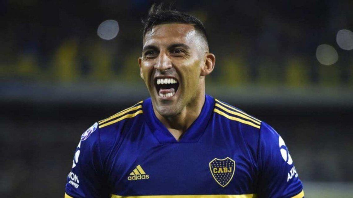 Boca ya cuenta con Wanchope y espera por sus goles.