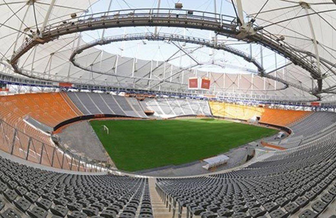 El Estadio Ciudad de La Plata será llamado Diego Maradona.