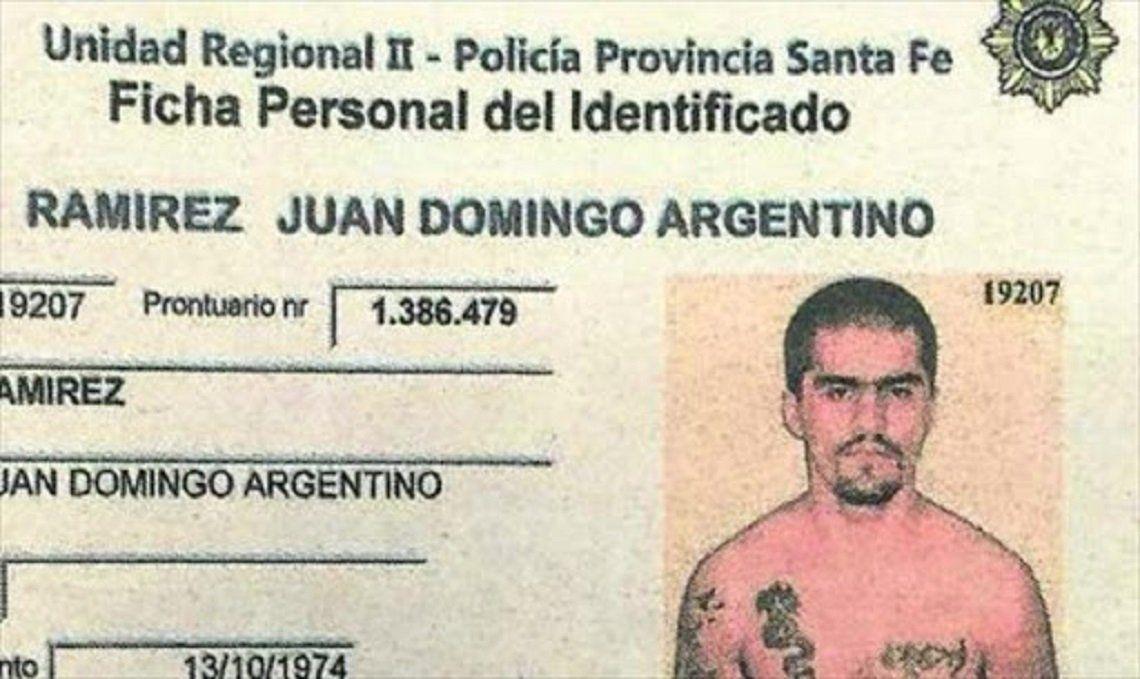 Rosario: detuvieron a un presunto sicario de la banda narco Los monos