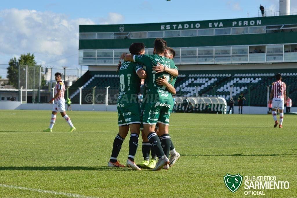 Sarmiento y Estudiantes (RC) jugarán la final por el primer ascenso.