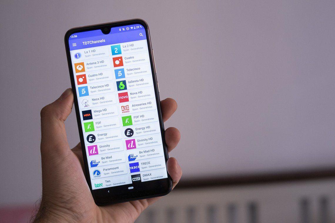 Para Android e iOS: Cómo ver TV de manera fácil en tu móvil