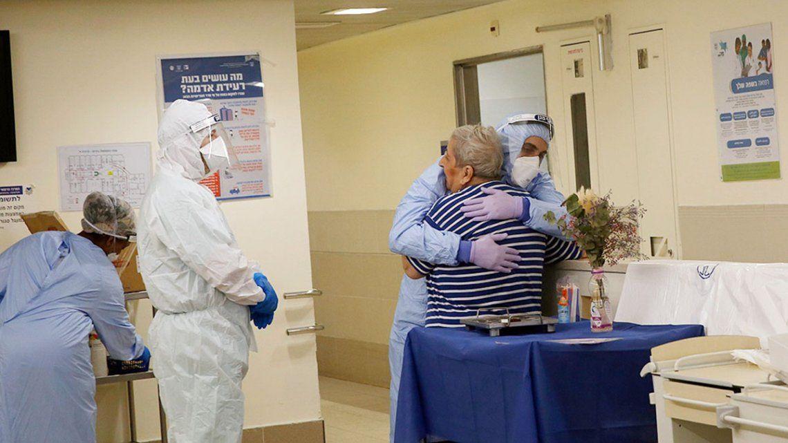 Israel: Los centros de salud se encuentran con estrictos protocolos
