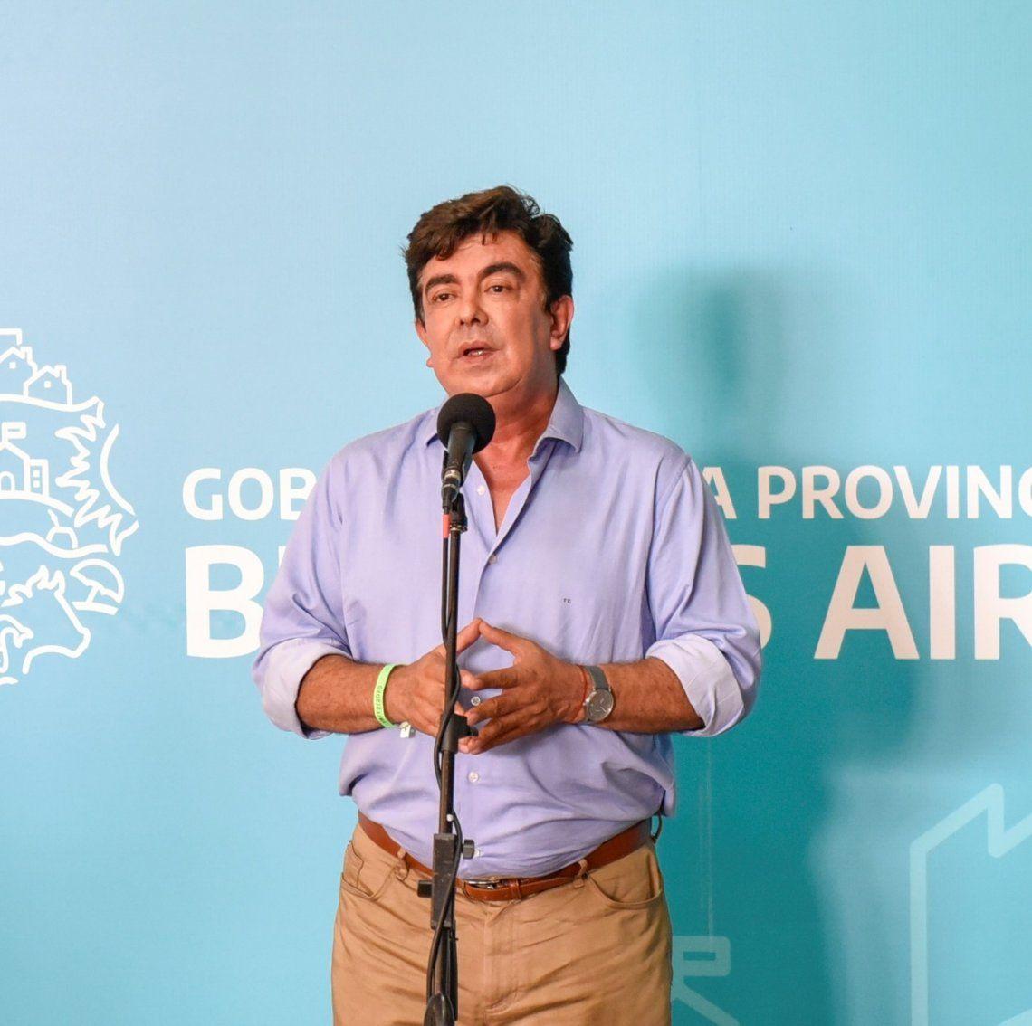 Fernando Espinoza: Tenemos vacuna y vamos a salir adelante