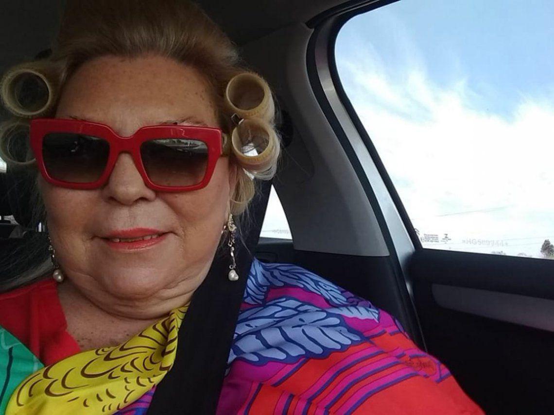 Elisa Carrio auténtica: cambio de opinión y ahora será candidata