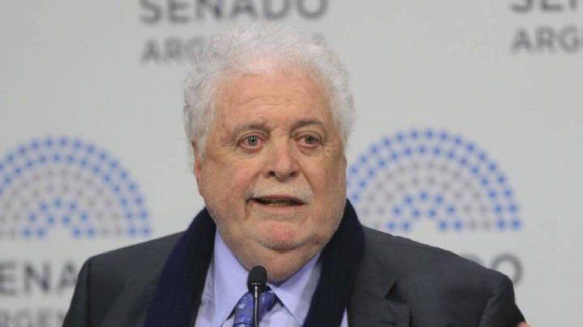 Ginés González garcía alertó por un probable adelanto del rebrote