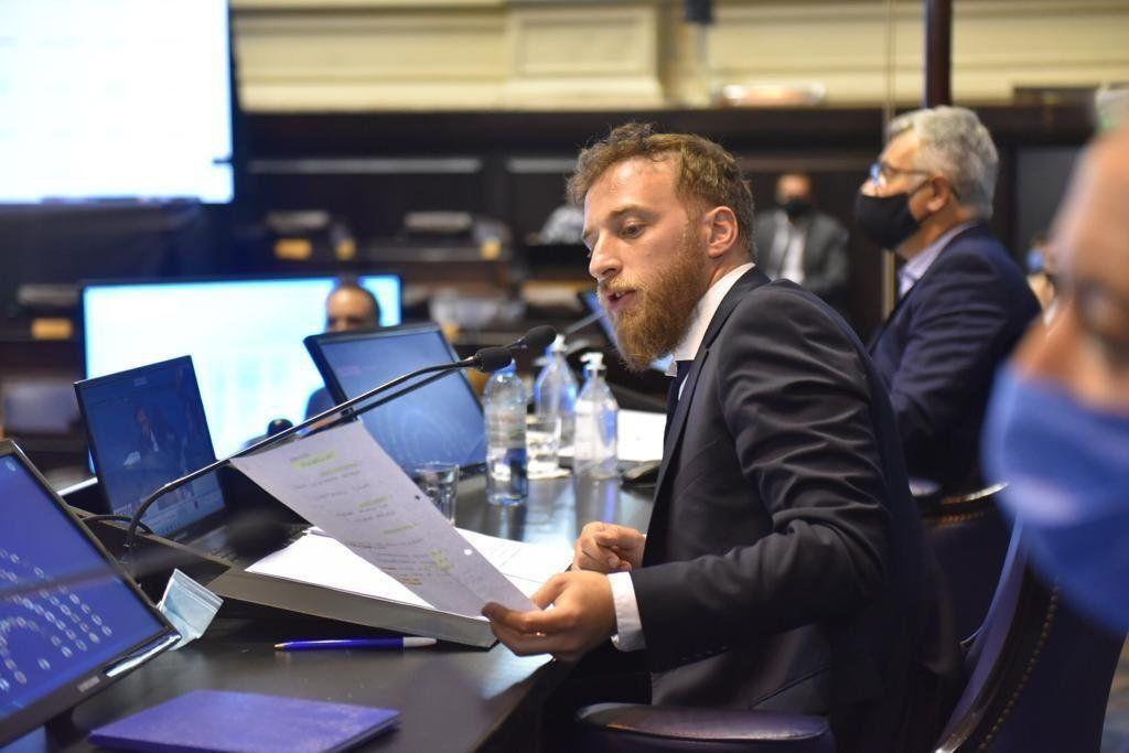 Otermín celebró la media sanción del Presupuesto bonaerense 2021