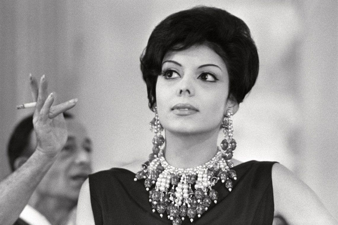 Norma Cappagli fue Miss Mundo en 1960.