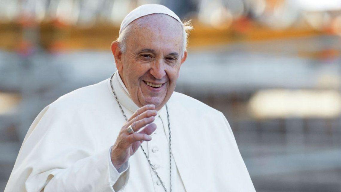 Coronavirus: El Papa Francisco brindará sus discursos de forma online