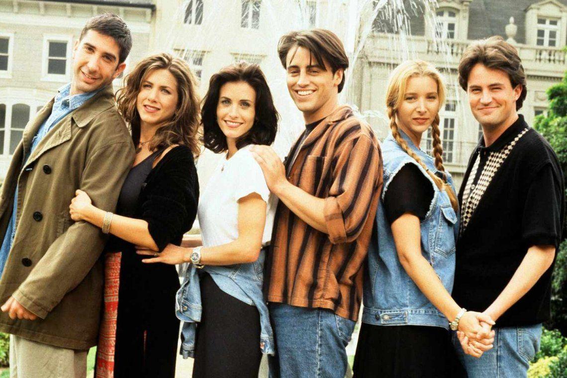 Netflix retira a Friends de su grilla y los fans estallaron.
