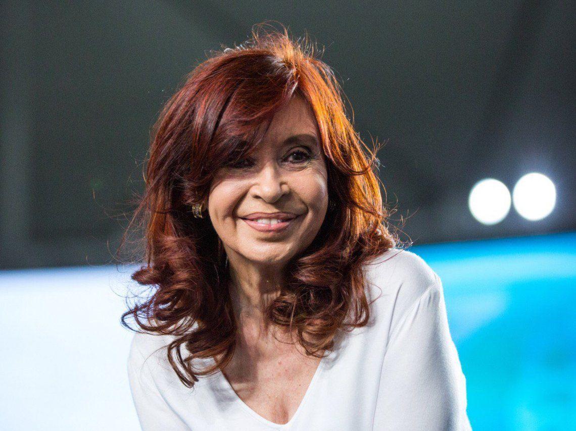Cristina Kirchner pidió celebrar la Navidad con responsabilidad
