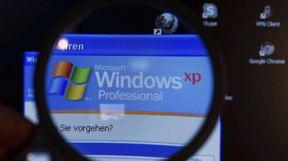 Windows XP y su secreto navideño escondido