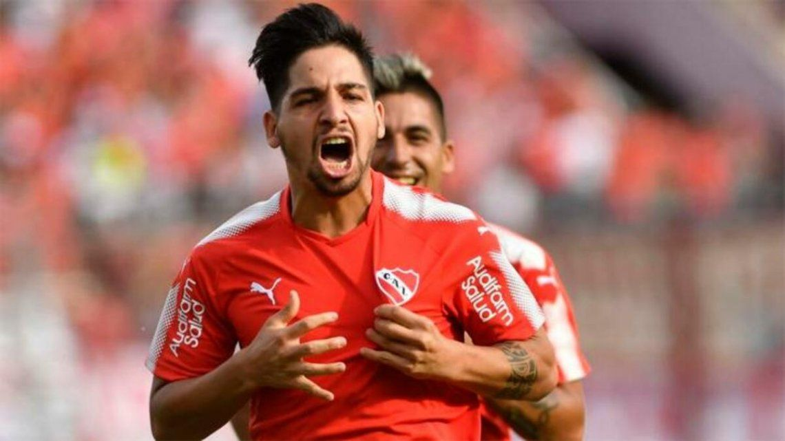 Martín Benítez regresa a Independiente