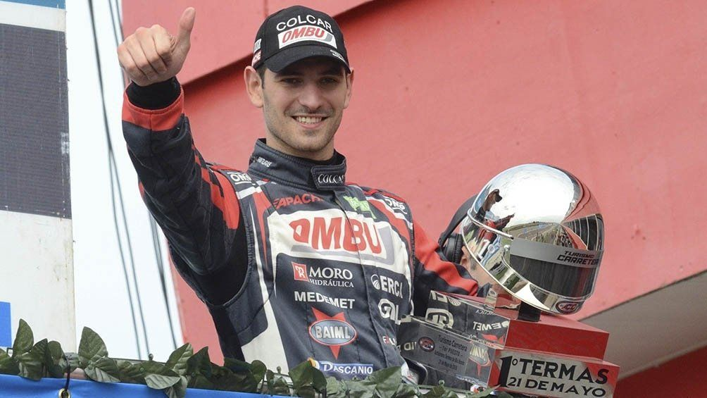 Facundo Ardusso deja Renault y correrá con Chevrolet la próxima temporada.