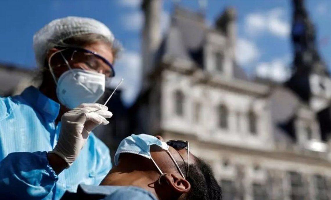 Coronavirus: Estados Unidos registró en las últimas semanas los peores datos de casos de toda la pandemia