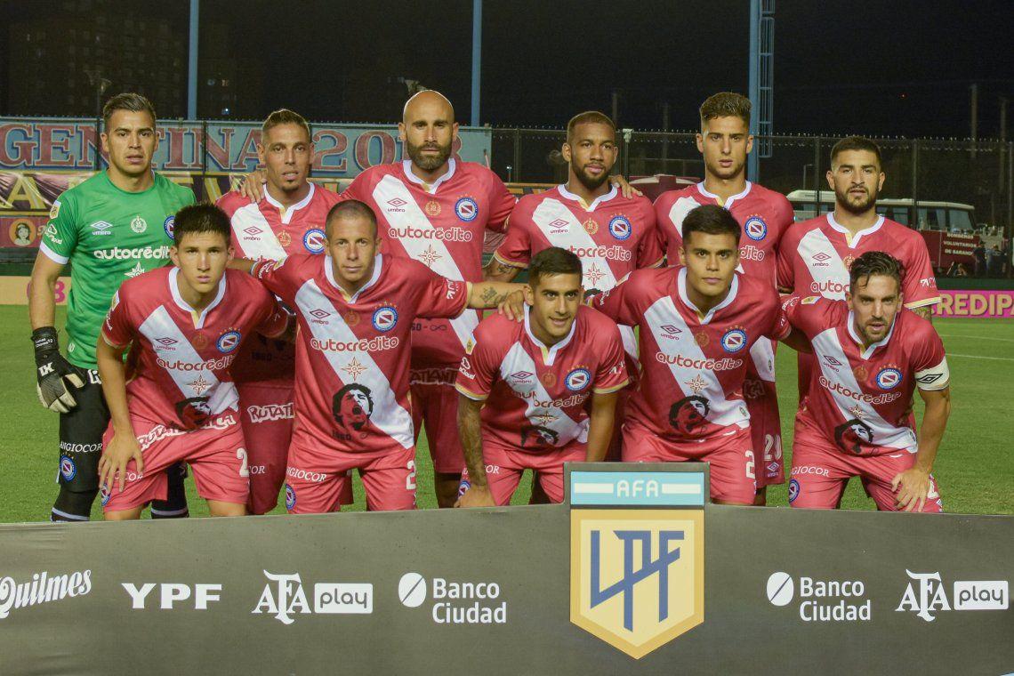 Argentinos Juniors buscará tres puntos para seguir arriba
