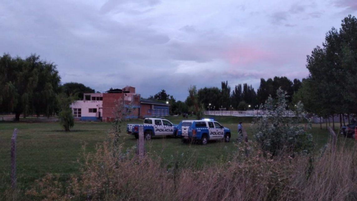 Neuquén: El rayo habría impactado en un árbol del camping